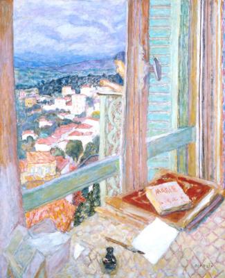 Pierre Bonnard. Window