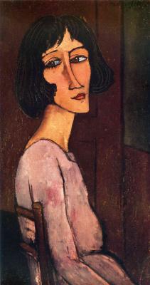 Амедео Модильяни. Портрет Маргариты