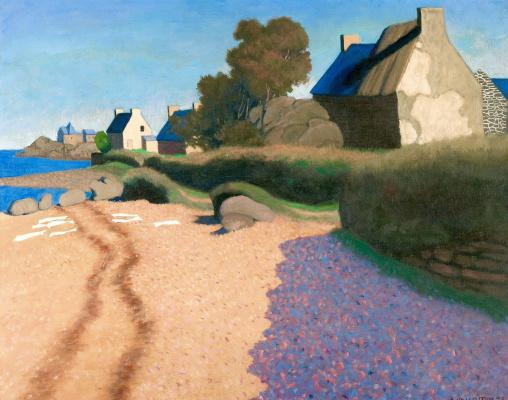 Felix Vallotton. Landscape
