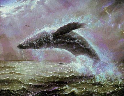 Джеффри Бедрикк. Гроза океана
