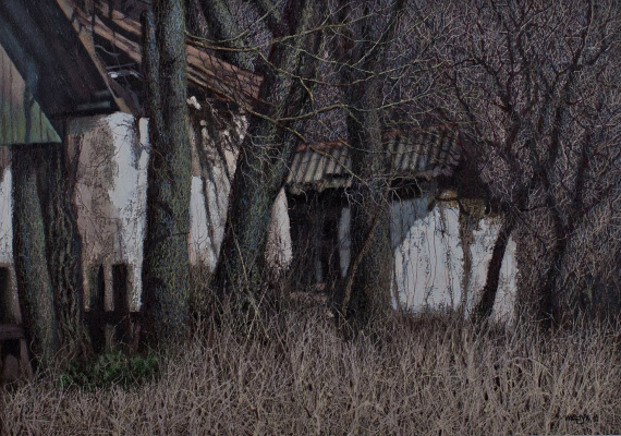 Ivan Stepanovich Marchuk. Trees
