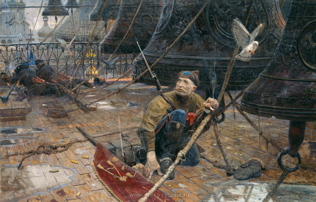 Pavel Viktorovich Ryzhenko. Bells