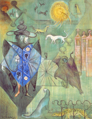 Leonora Carrington. Jack Lupardus