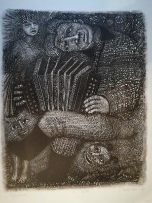Boris Pavlovich Zabirohin. Harmonic