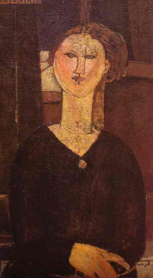 Amedeo Modigliani. Anthony