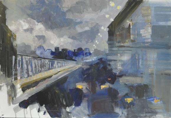 Anya Alexandrovna Yashchuk. Bridge