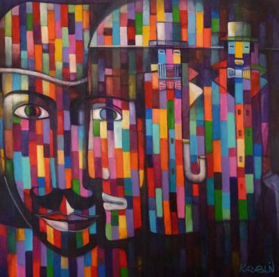 Андрей Караблин. Человек дождя