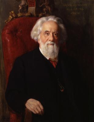 Джон Кольер. Уильям Хаггинс. 1905
