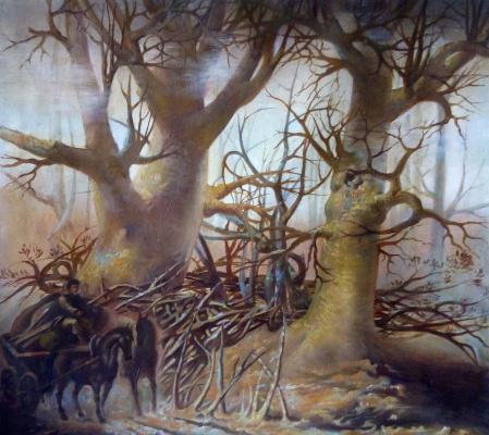 Daniil Litvinov. Осень