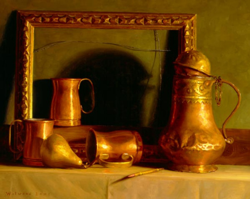 Патриция Уотвуд. Медные чаши
