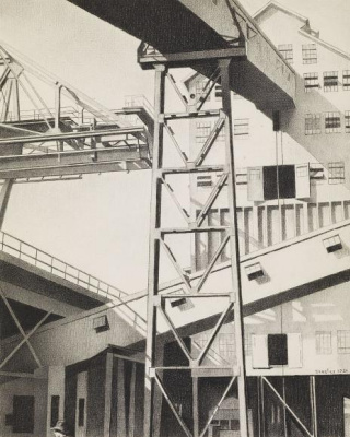 Чарлз Шилер. Индустриальная архитектура