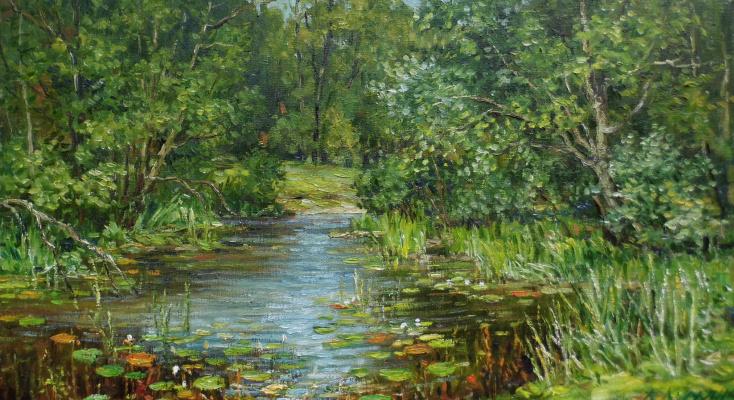Victor Vladimirovich Kuryanov. Forest duct