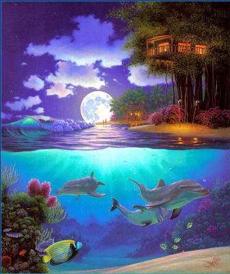 Ал Хог. Лунная соната