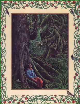 Линн Черри. Голоса в лесу
