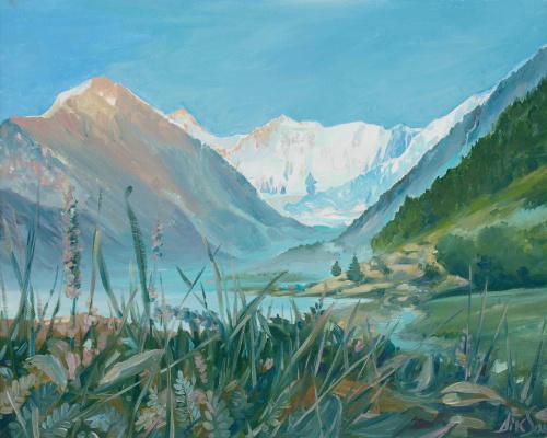 Dmitry Anatolyevich Ostapchuk. Belukha Mountain