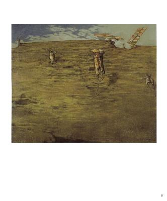 Jose Hernandez. Lost Landscape II