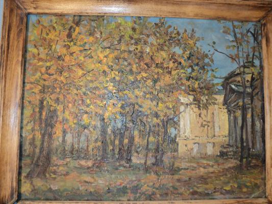 Осенью в Останкино