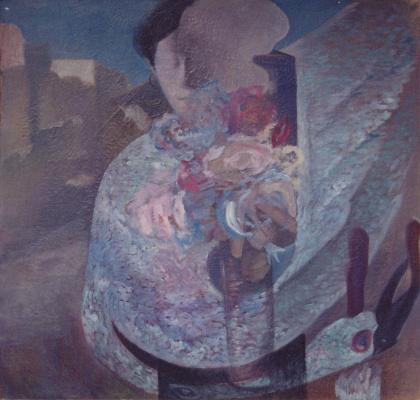Ilyas Vasygovich Usmanov. Spring motive