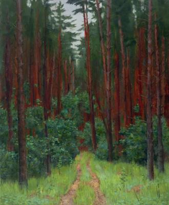 Vladimir Vladislavovich Vidyaykin. Forest