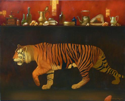 Alexander Melnikov. Passion (Evening Mood) 2011