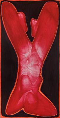 Andrew Roik. Red Homunculus 1