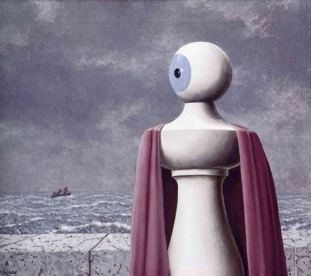René Magritte. Cicero