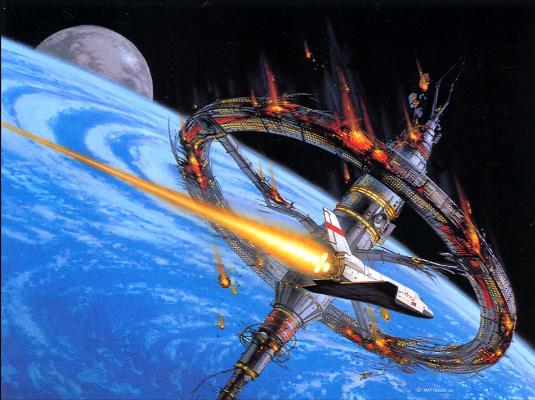 Дэвид Маттингли. Космос