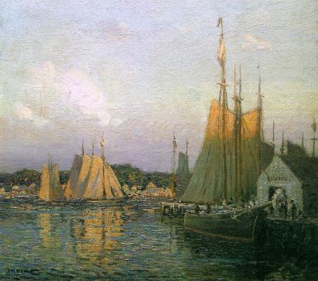 Уилсон Ирвайн. Порт