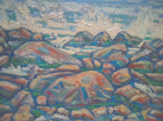 Вячеслав Коренев. Water and stones