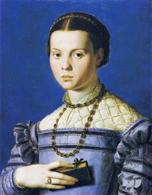 Agnolo Bronzino. Portrait of a Woman