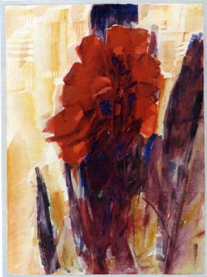 Кристиан Рольфс. Цветы