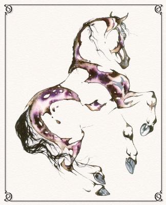 С. Л. Ричардс. Лошадь 1
