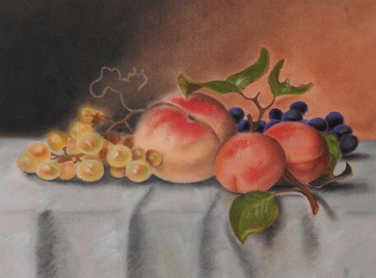 Olga Nadtochaeva. Fruit