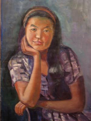 Olga Suncheleeva. Nurzhamal