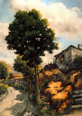 Франсиско Боннин. Дерево