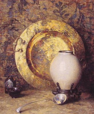 Динес Карлсен. Испанский мангал