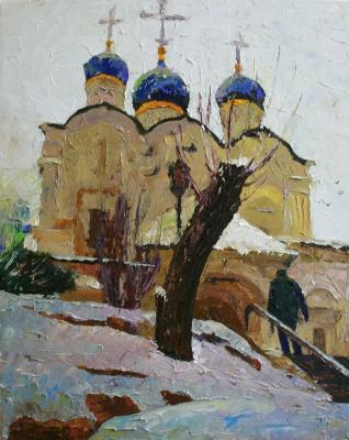 Михаил Рудник. Moscow. The Church of Prince Vladimir