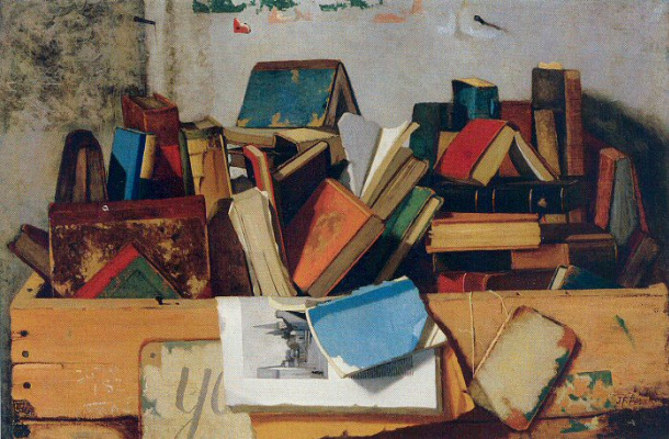 Джон Фредерик Пето. Книги