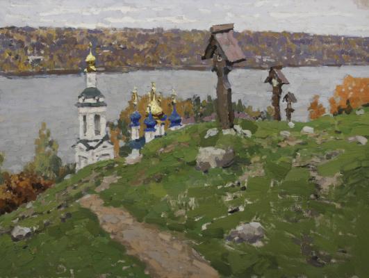 Василий Васильевич Куракса. Graveyard