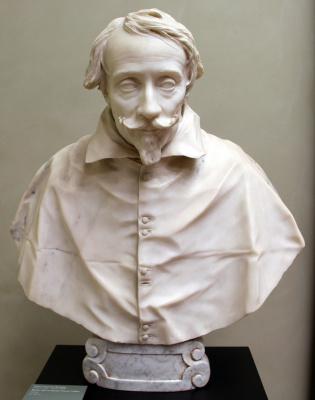 Джованни Лоренцо Бернини. Пьетро Валье