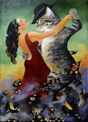 Неля Гурьева. Танго