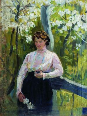 Иван Семенович Куликов. Весна. 1912
