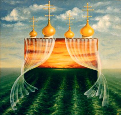 Vladimir Vasilyevich Abaimov. The Domes