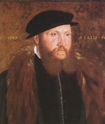 Джон Беттс   старший. Портрет мужчины в черной шляпе