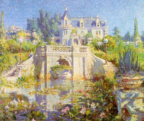 Колин Кемпбел Купер. Сказочный сад
