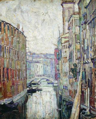 Абрам Аншелевич Маневич. Venice