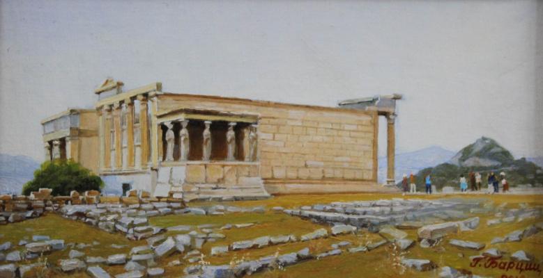 Gennady Shotovich Bartsits. Erechtheion, Athens