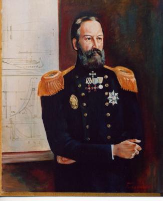 Stanislav Pavlovich Contractors. Academician Krylov