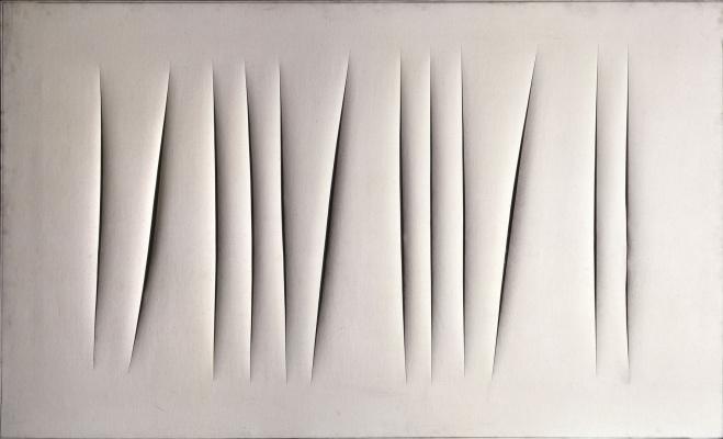 Lucho Fontana. Spatial concept: expectation