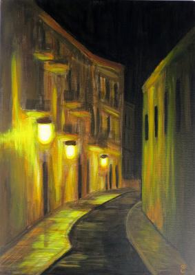 Дмитрий Ерёменко. Night street